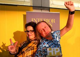 Mac Stopa Wins <em>Interior Design</em> HIP Product Designer Honoree Award 2014