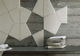 Penta Tiles by Mac Stopa Win MUST HAVE Award 2013