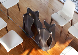 Mac's Table by Mac Stopa for Tonon Wins Best of Boutique Design NY, Product Design Award