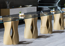 Mac's Table by Mac Stopa for Tonon Wins GOOD DESIGN™ Award 2014