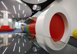 1<sup>st</sup> Place – Most Creative Office Award