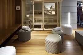 River Stone by Mac Stopa for Tonon Wins ICONIC AWARDS: Interior Innovation 2016