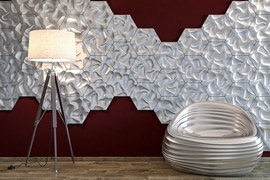 ARSTYL® Wall Tile Collection by Mac Stopa for NMC Wins <i>Interior Design</i> Best of Year Honoree Award 2016 in Wall Application: 3D Category